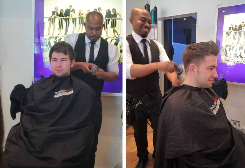 Chris Foster Barber Cuts
