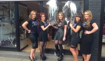 10 Years of WWW.Comb and New Salon Launch Party