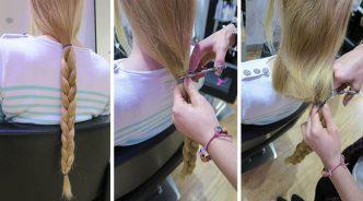 Princess hair for Little Princesses