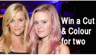 Makeover Your Mum Competition- Win a cut and colour for you both.