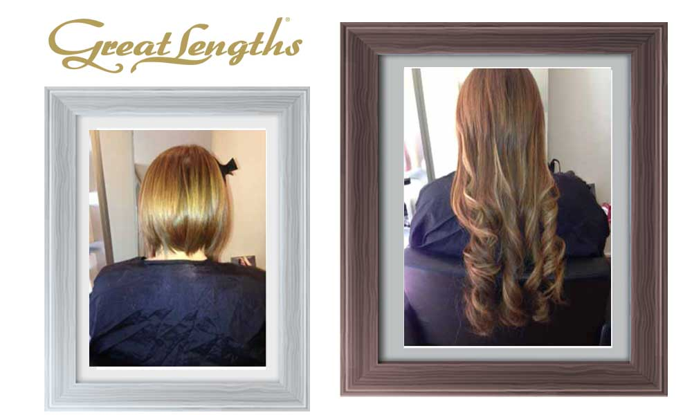 Great Lengths Hair Extensions Before And After Pictures Ruislip Near