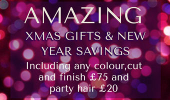 Christmas Gift and Hair Offers