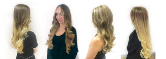 Hair Colouring Techniques Demystified – What is the difference between balayage and Ombré?